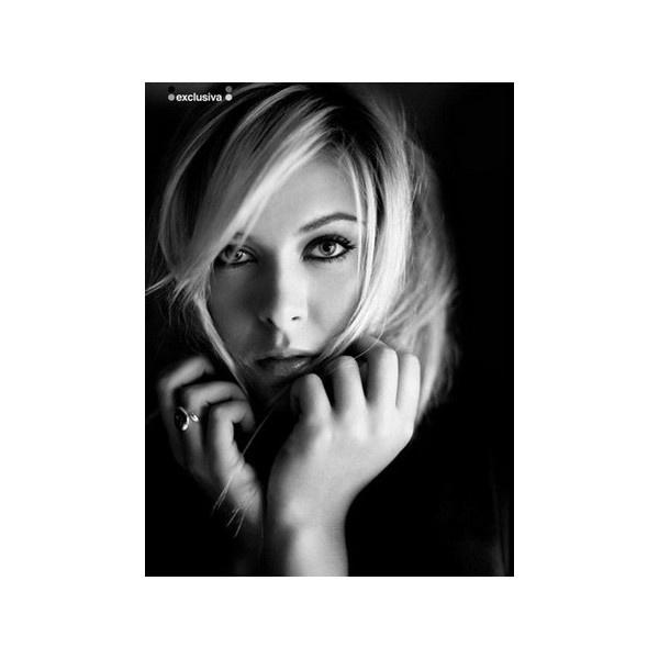 Maria Sharapova in GQ ❤ liked on Polyvore