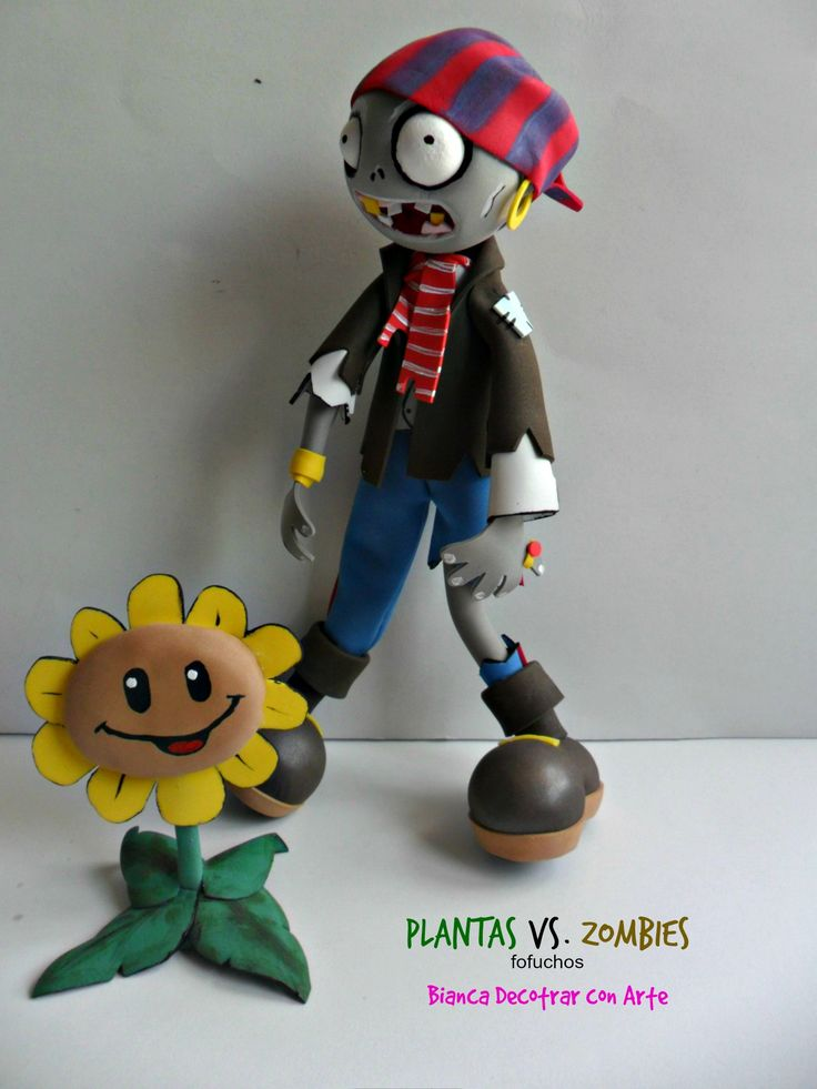 FOFUCHOS PLANTS VS. ZOMBIES PIRATA