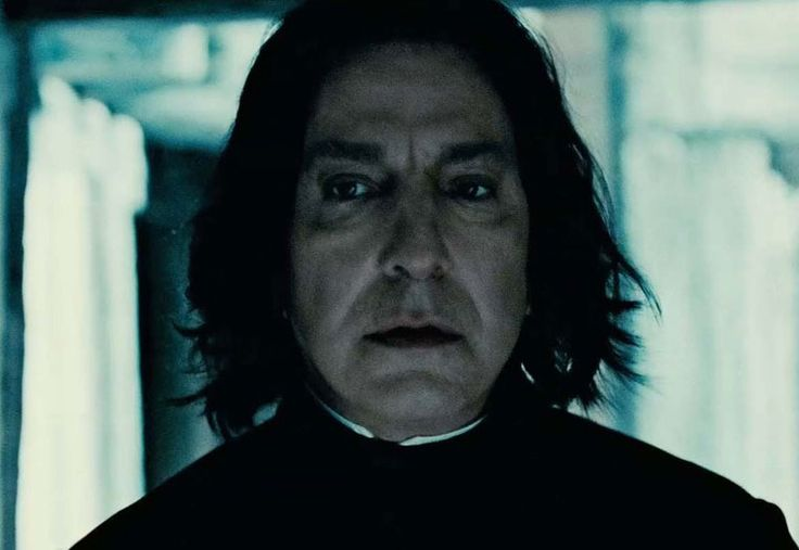 Alan Rickman clarifies just how much J.K. Rowling told him about Snape's fate in the 'Harry Potter' series