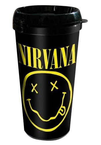 Logo & Smiley - Mok van Nirvana
