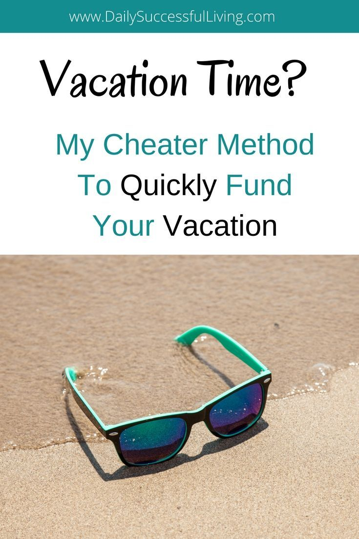 Do you need a break, but can't find the money in your vacation budget?  I've found a simple money tip that has allowed me to save $150-200 extra per month without noticing the difference in my bank account.  Frugal living idea that makes saving money whil