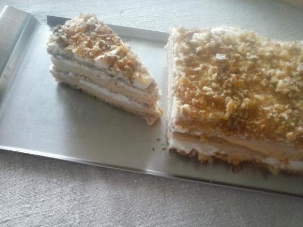 Spojením dvoch chutí orechov so žĺtkovým krémom a karamelom vytvoríme lahodnú neodolateľnú chuť.