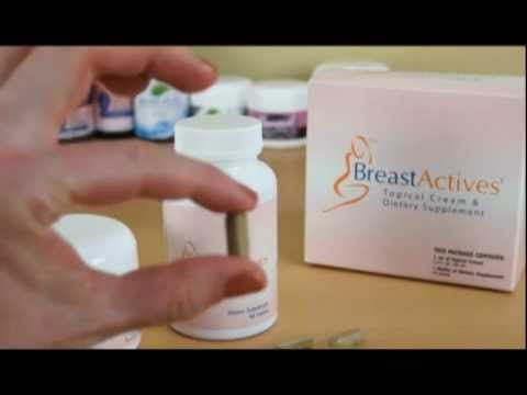 Breast Actives Review - Natural Breast Enhancement