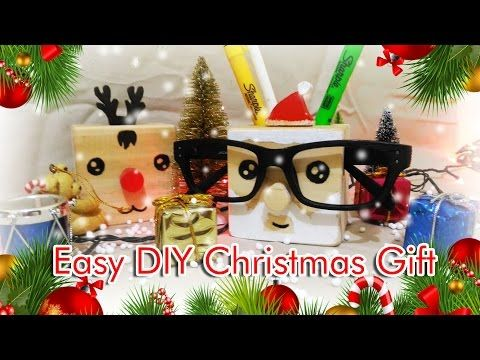 Easy DIY Christmas Gift