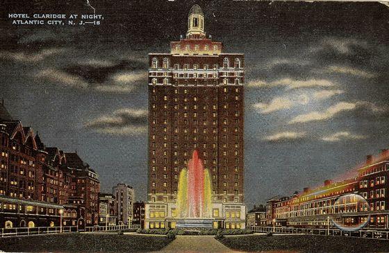 Claridge Hotel - 1930
