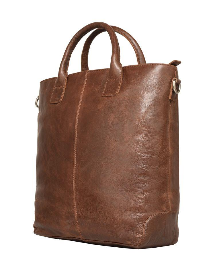 VIntage Buffalo Leather Ladies Bag