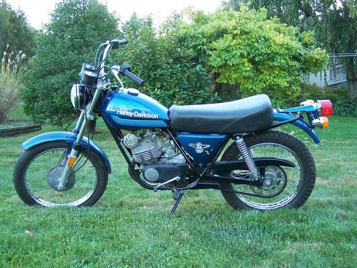 1976 Harley-Davidson Aermacchi / AMF SS 125