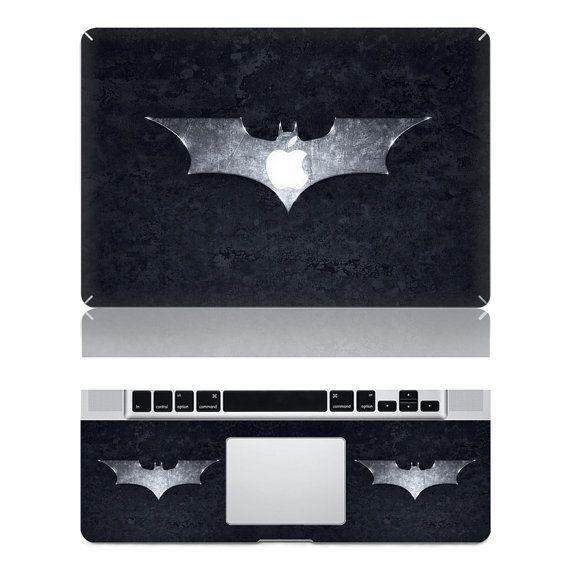 Batman macbook protective decals stickers mac cover skins vinyl case for apple laptop macbook