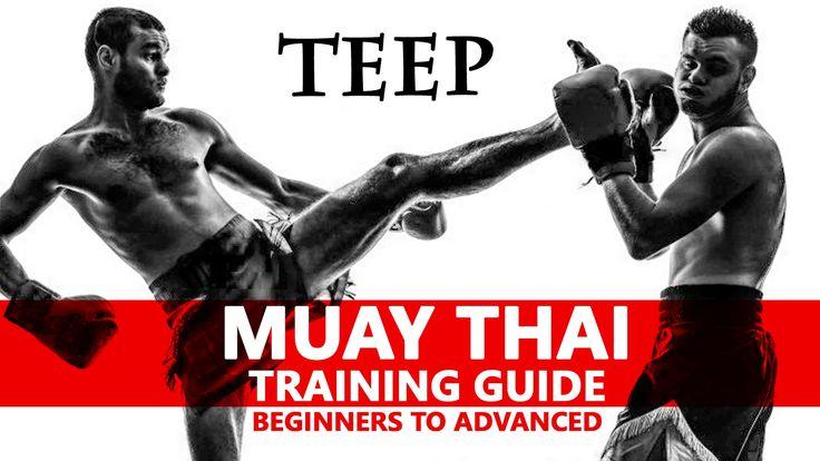 Muay Thai Training | Teep - Front Push Kick | มวยไทย