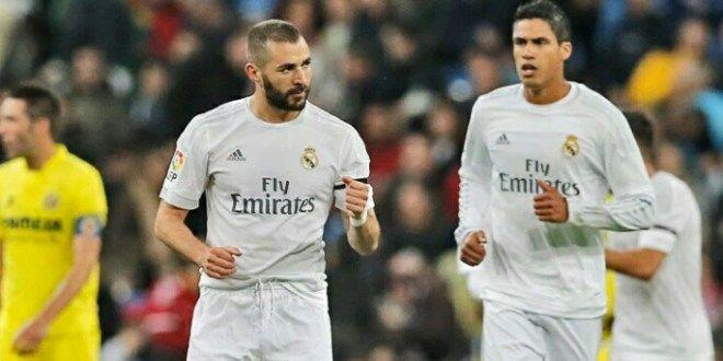 La Liga BBVA: Real Madrid se mantiene enganchado a la Liga tras ganar al Villarreal