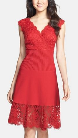 Lady in red #holidaymusthave