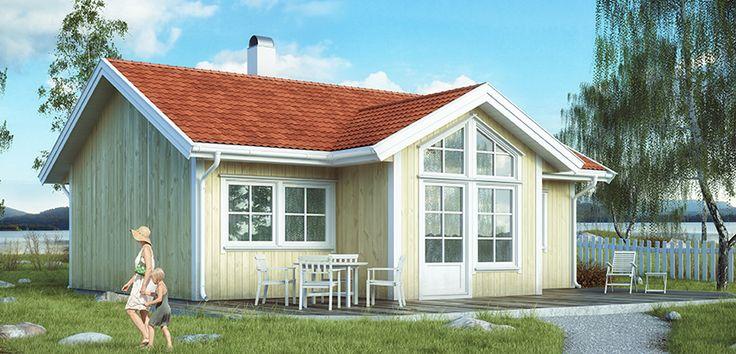 Norske Hus | Hildring