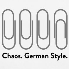 Chaos German Style (2c)++2012 T-Shirts