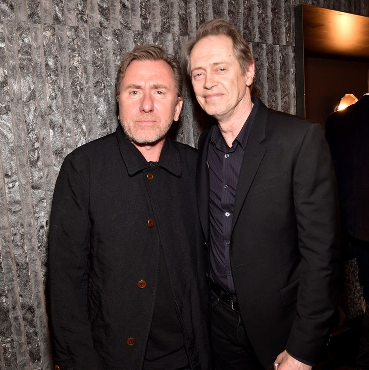 Tim Roth and Steve Buscemi