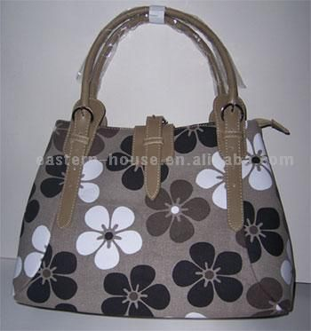 fashion+lady | fashion fabric handbagsmany colors are availablefor more pictures of ...