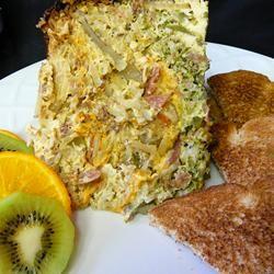 tastycookery | Slow Cooker Western Omelet