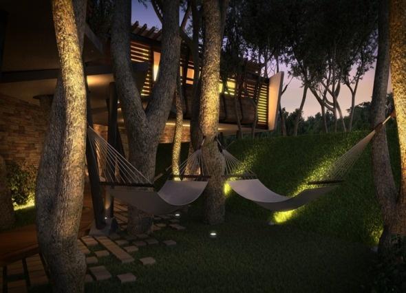 Un toque de modernidad en medio de la naturaleza. Villas Tarabini. Sanzpont arquitectura - Noticias de Arquitectura - Buscador de Arquitectura