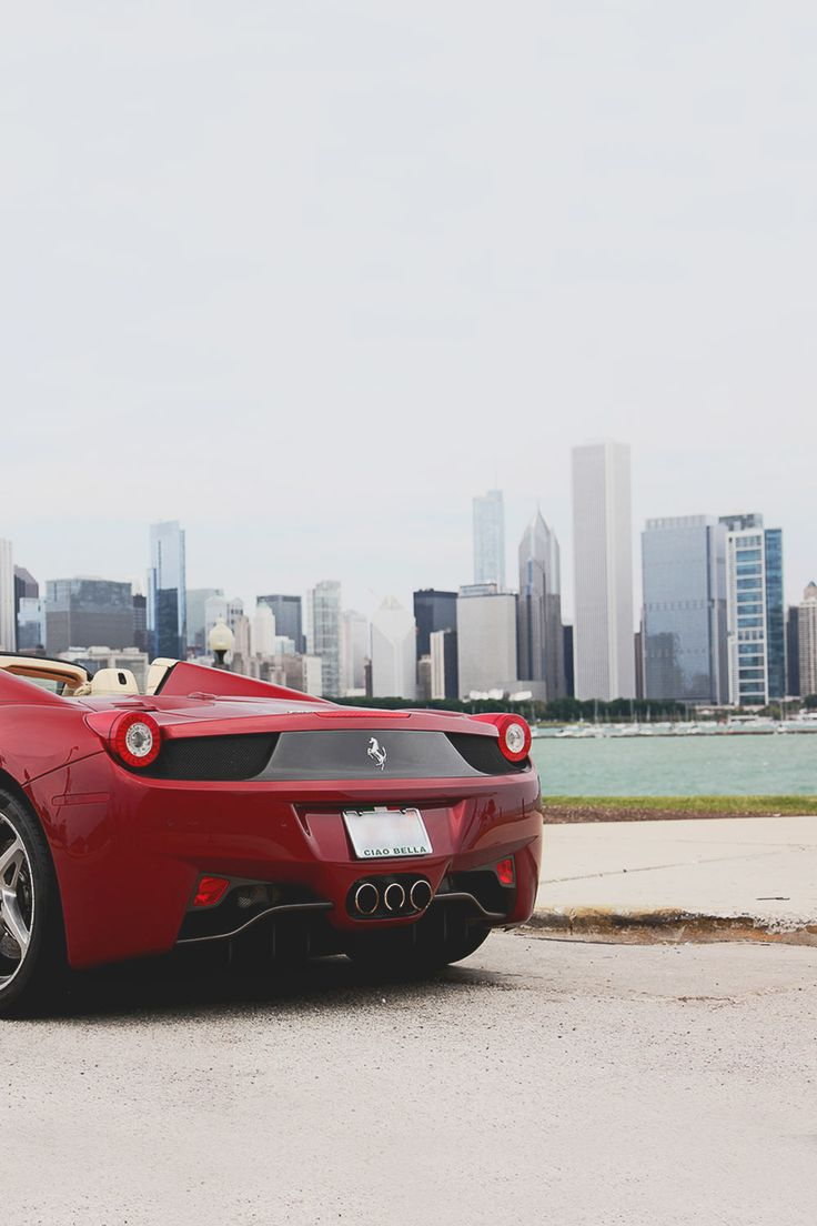 Ferrari Spider | Source