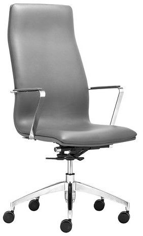 Zuo Herald High Back Office Chair  Price : 398.99$