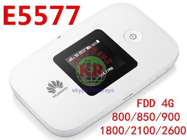 Unlocked HUAWEI E5577 e5577cs-321 4G LTE Mobile WiFi Router 4g wifi dongle mifi router pocket wifi pk e5776 e5372 e5377 e5573 #Affiliate