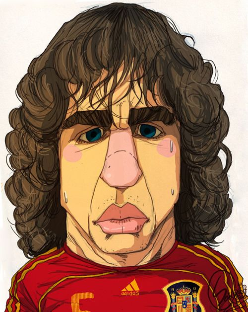 Puyol, is anybody loves Barcelona?