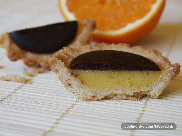 TutiReceptek és hasznos cikkek oldala: Narancsos-csokis kosárka