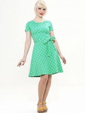 Mijn jurk voor #pasen. #sixties #retro #mint