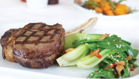 Located in Queenstown's historic precinct with spectacular lake views and signature roaring log fires inside and out, Botswana Butchery is one of Queenstown's most stylish restaurants. | Botswana Butchery