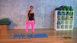 Yoga Flow Class for Beginners & Intermediate: Hips, Twists & Increasing Flexibility with Yogi Nora