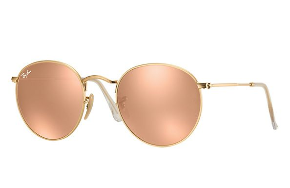Ray-Ban 0RB3447  - ROUND FLASH LENSES SUN | Official Ray-Ban Online Store