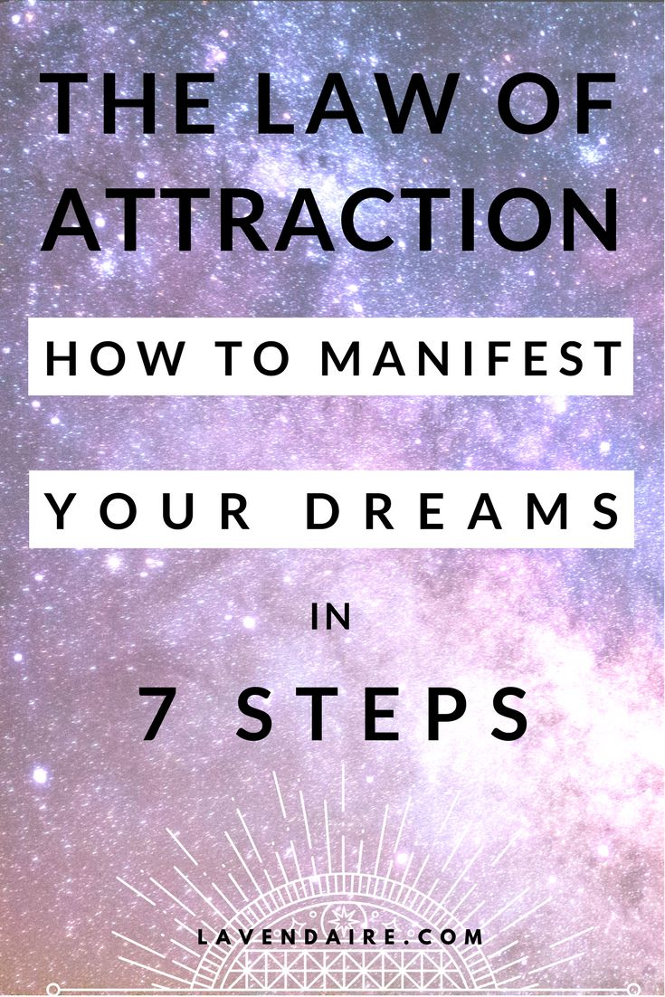 Use the power of your thoughts to manifest your dreams into reality | law of attraction | manifesting | visualization | lifestyle design | positive vibes, energy