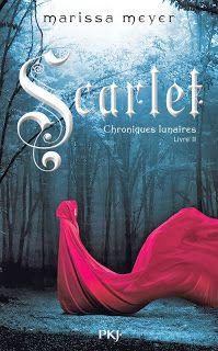 Chroniques Lunaires, T2 : Scarlet de Marissa Meyer - France