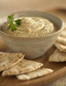 {Source} This is a fantastic and simple basic hummus recipe! And this is definitely one thing I can't live without. I could snack on it all day. I came across this recipe in Jamie Oliver&#82…