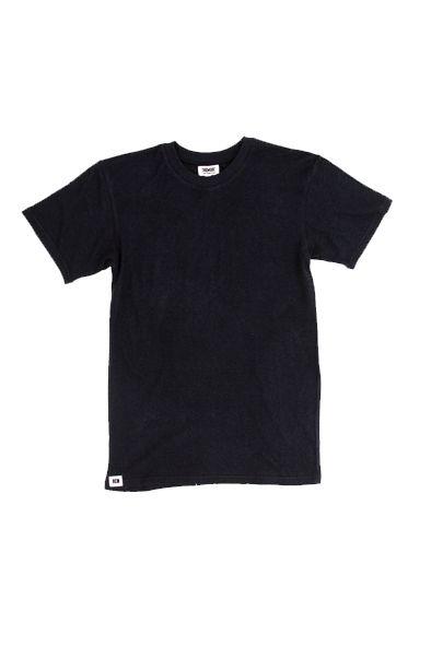 RCM CLOTHING / T-SHIRT   VINTAGE BLACK  Sustainable Hemp Apparel, 55% hemp 45% organic cotton jersey http://www.rcm-clothing.com/