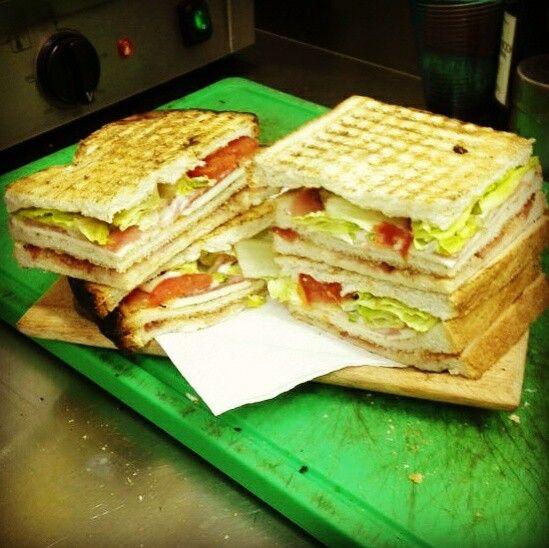 Double Mega Toast