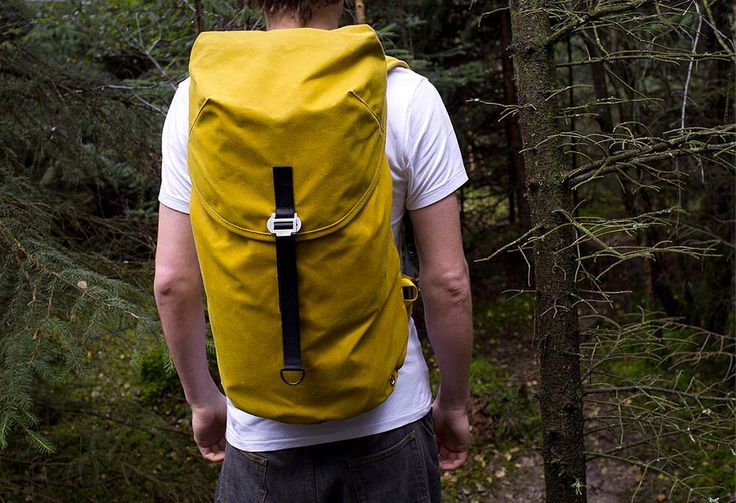 """Lumberjac - """"These bags aren't just designed to last through a few seasons of harsh conditions, but decades of everyday use"""""""