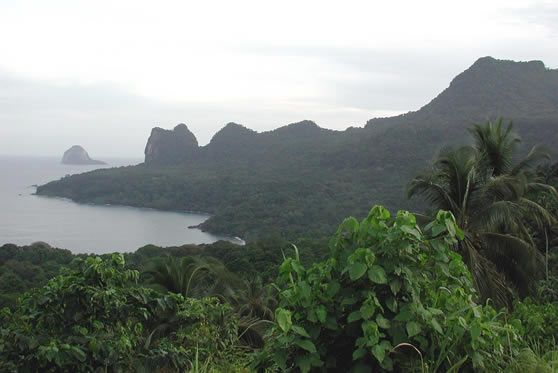 Sao Tome and Principe Islands