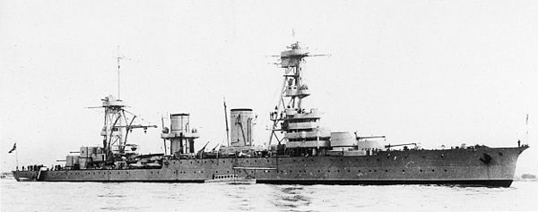 """Krasnyi Kavkaz (from Russian: """"Красный Кавказ"""" - """"Red Caucasus"""") was a cruiser of the Soviet Navy that began construction during World War I, but was still incomplete during the Russian Revolution. Her design was heavily modified by the Soviets and she was completed in 1932. During World War II she supported Soviet troops during the Siege of Odessa, Siege of Sevastopol, and the Kerch-Feodosiya Operation in the winter of 1941—42. She was awarded the Guards title on 3 April 1942. She was…"""