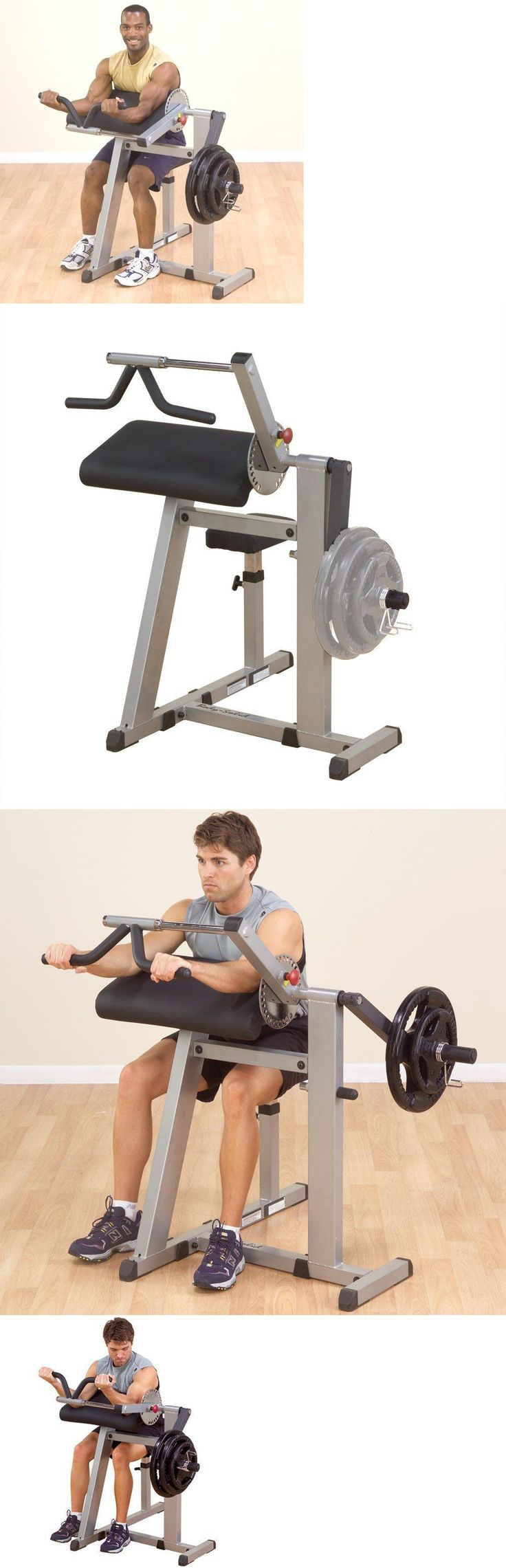 Home Gyms 158923: Body-Solid Cam Series Bicep Tricep Exercise Fitness Gym Arm Curl Machine Gcbt380 -> BUY IT NOW ONLY: $339 on eBay!