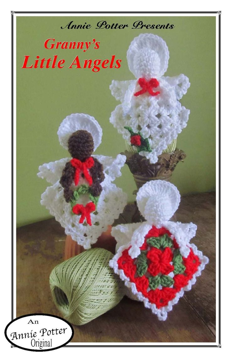 Granny's Angel Free Pattern