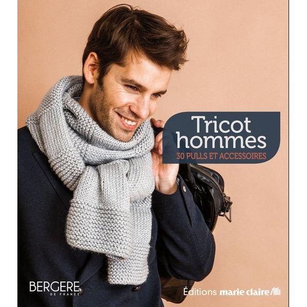 Livre Tricot Hommes