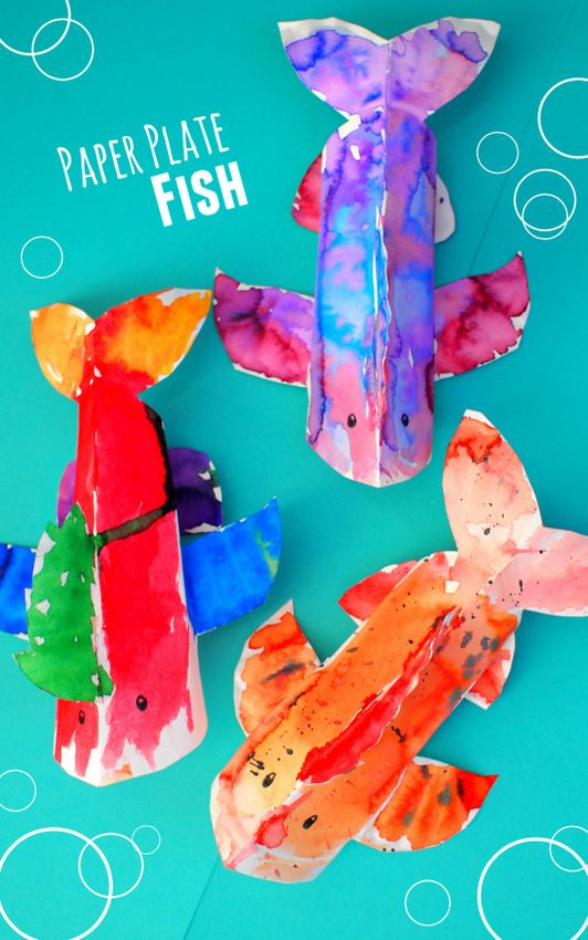 paper plate fish craft 17 best images about theme unit at the pond on 5108