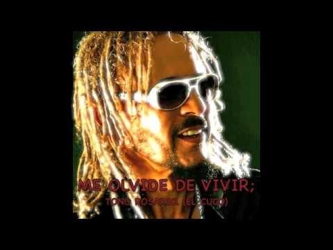 TOÑO ROSARIO; ME OLVIDE DE VIVIR.