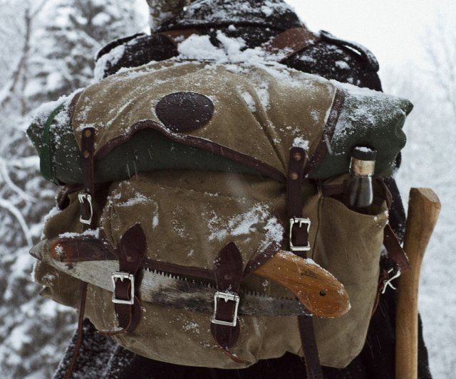 Wanderer Backpack by Duluth Pack