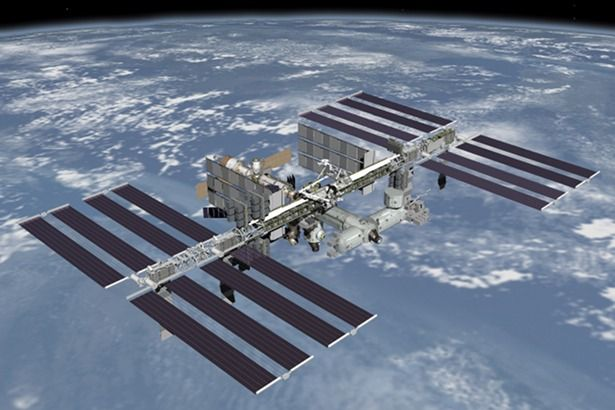 Did you know even the International Space Station will go dark for Earth Hour tomorrow?