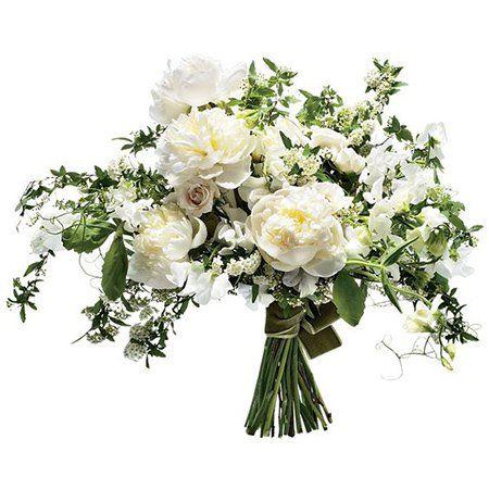"""1. """"Duchess"""" wedding bouquet. (via BRIDES)"""