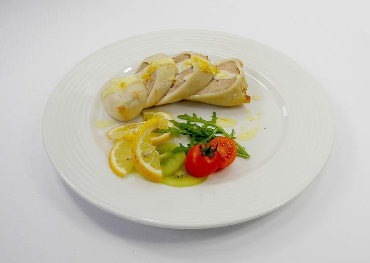 Stuffed Squid, Far Eastern cuisine, October
