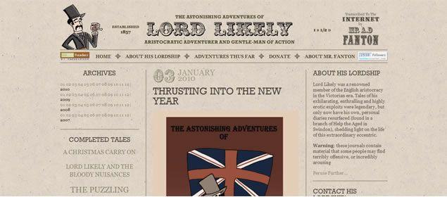 vintage newspaper design:  Internet Site,  Website, Web Site