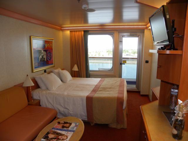 Photo Tour of the Carnival Liberty Cruise Ship: Carnival Liberty - Cabin
