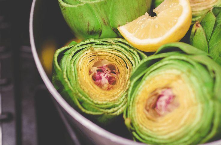 Los beneficios de la alcachofa para el hígado